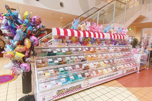 CANDY・A・GO・GO三井アウトレットパーク幕張店
